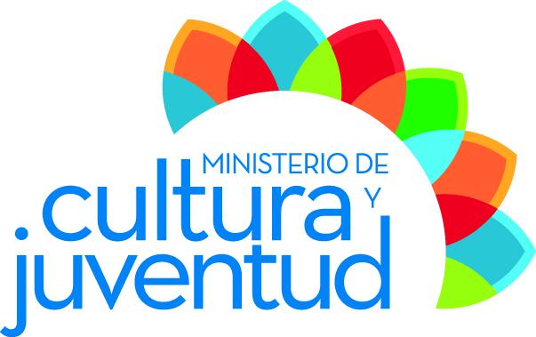 Logo Ministerio de Cultura y Juventud