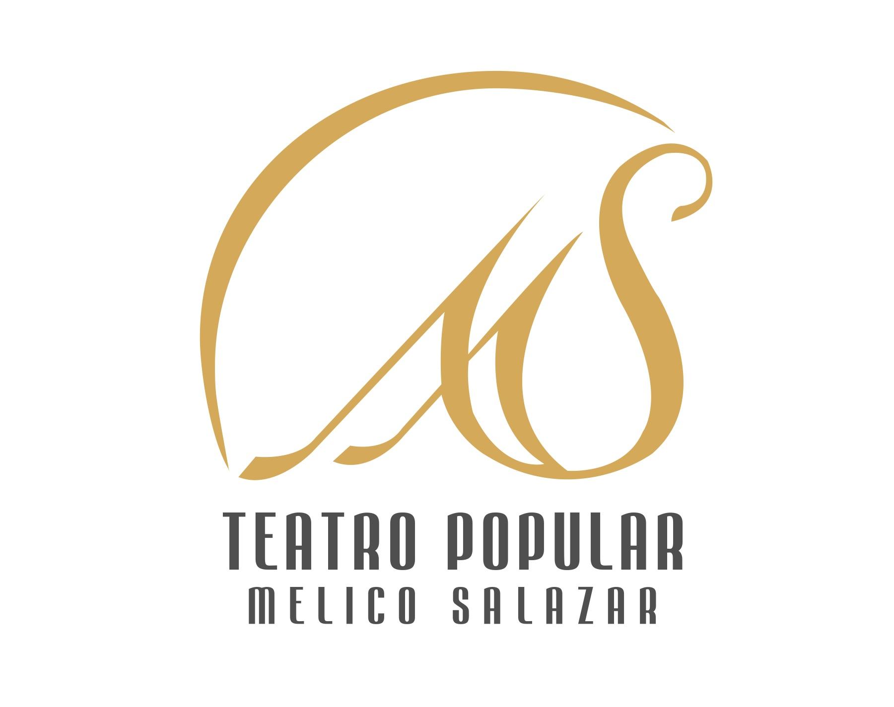 Logo Teatro Popular Melico Salazar